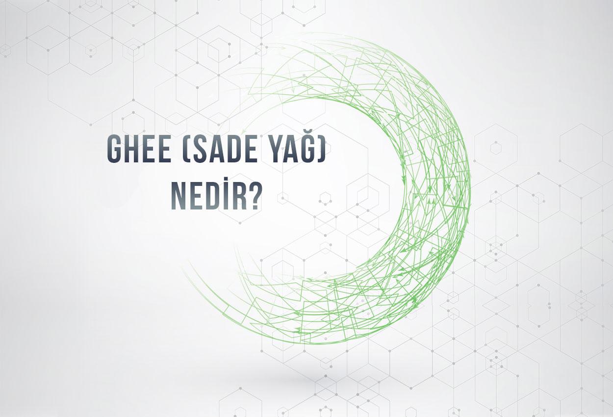 Ghee Sade Yağ Nedir?
